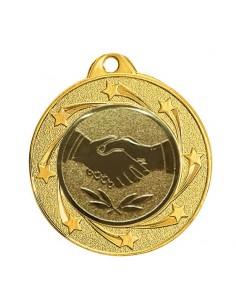 Médaille fer 40mm Or, Argent et Bronze