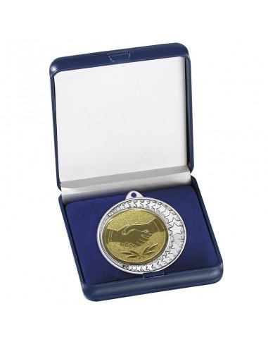 ECRIN BLEU POUR MEDAILLE Ø70mm - Les médailles sont vendues séparément