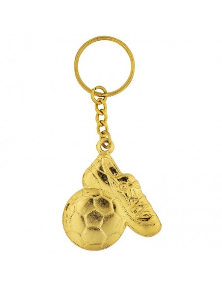 PORTE CLEF FOOT OR