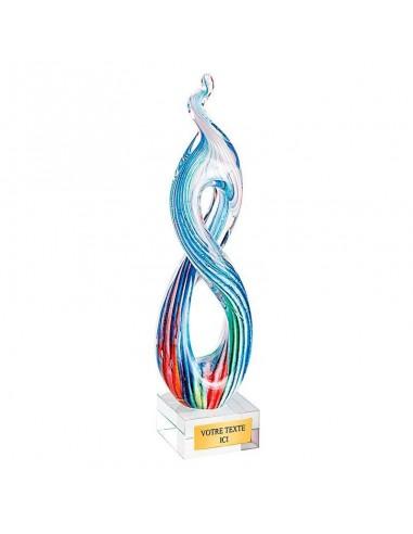 Trophée design 29cm