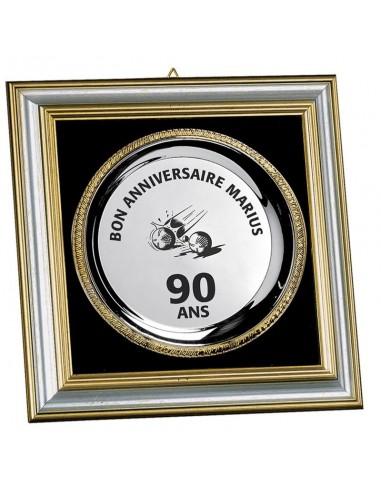 Cadre pour assiette Ø20 à 24cm - Trophée assiette non inclus