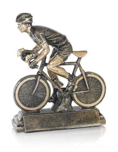 Résine cyclisme hauteur 22cm