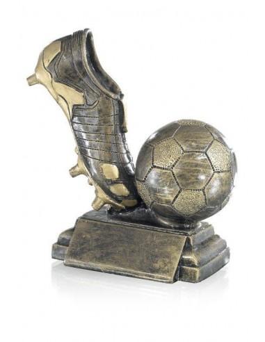 Résine football hauteur 15 cm