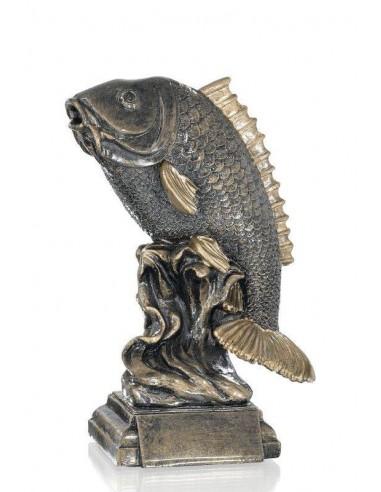 Résine poisson hauteur 24cm