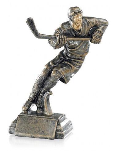 Résine hockey hauteur 21cm