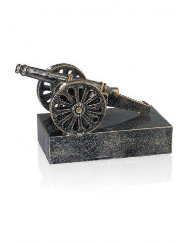Résine canon hauteur 10X15cm