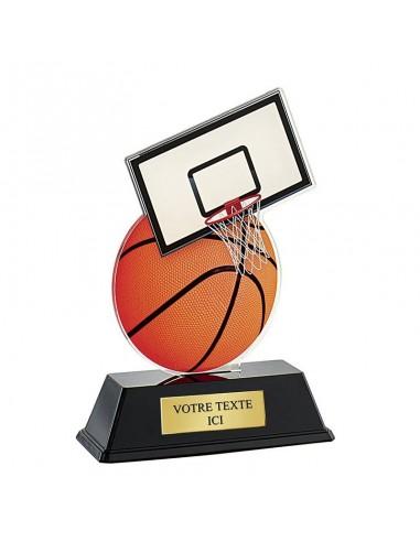 Trophée basket 16cm