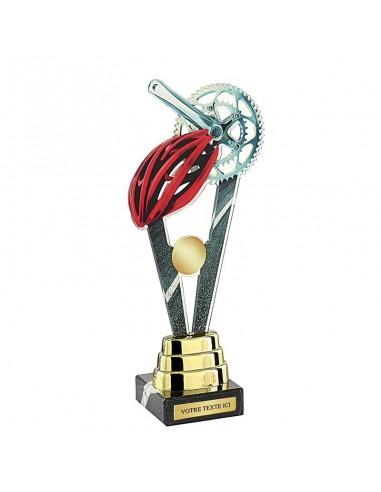 Trophée cyclisme 25cm