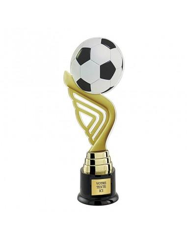 Trophée football 31cm