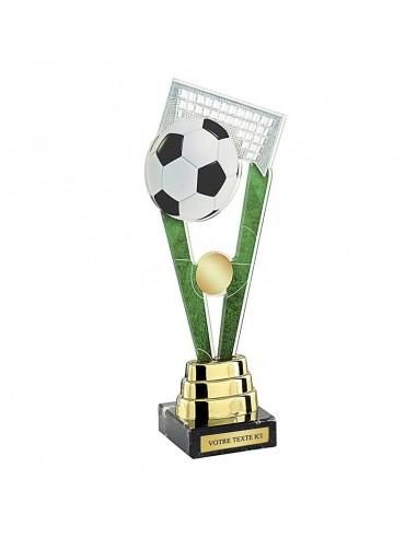 Trophée football 24cm
