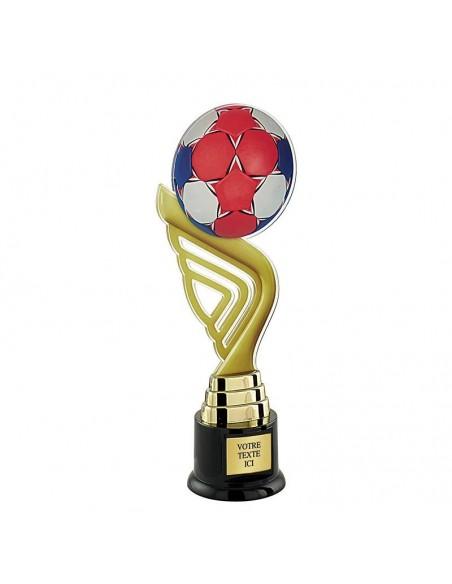 Trophée handball 31cm