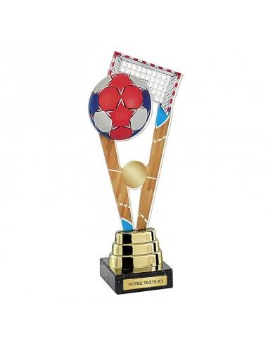 Trophée handball 25cm