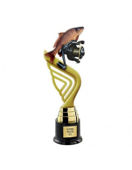 Trophée pêche 31cm