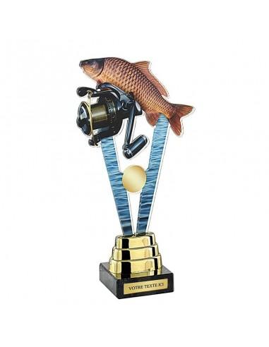 Trophée pêche 25cm