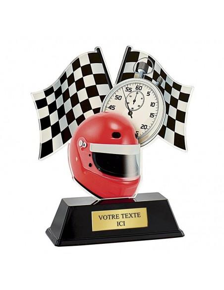 Trophée rallye 16cm
