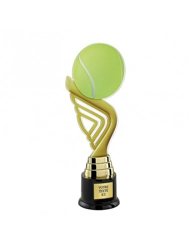 Trophée tennis 31cm