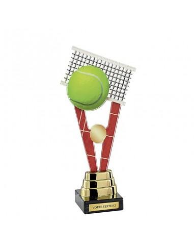 Trophée tennis 24cm