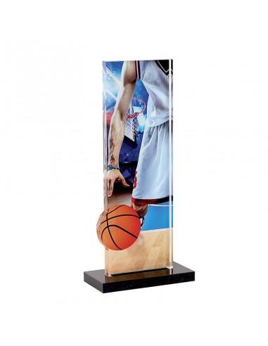 Trophée Basket 22cm