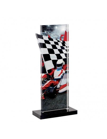 Trophée Karting 22cm