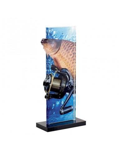 Trophée Pêche 22cm