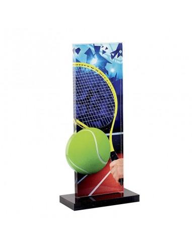 Trophée Tennis 22cm