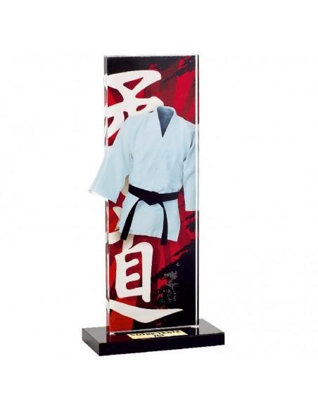 Trophée Judo 22cm