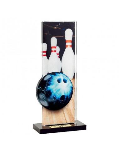 Trophée Bowling 22cm