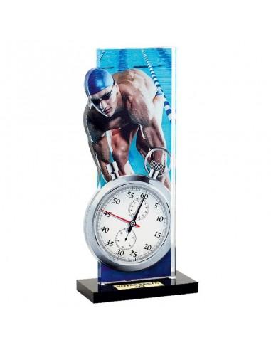 Trophée Natation 22cm