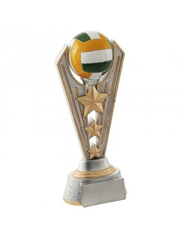 Trophée résine Volley hauteur 24 cm