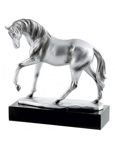 Trophée résine Cheval 19X21 cm