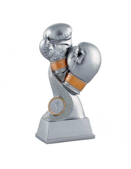 Trophée résine boxe hauteur 20cm