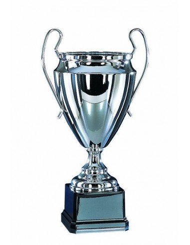 Coupe trophée luxe métal hauteur 33cm