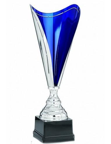 Coupe trophée luxe métal hauteur 44cm
