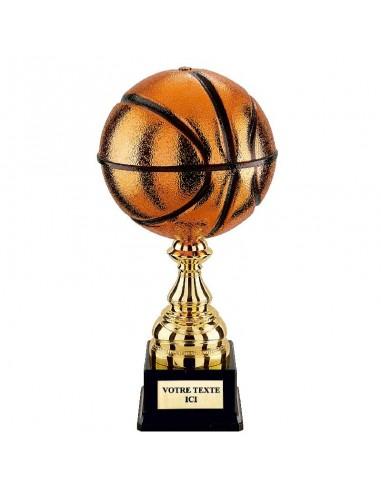 Trophée basket 40cm