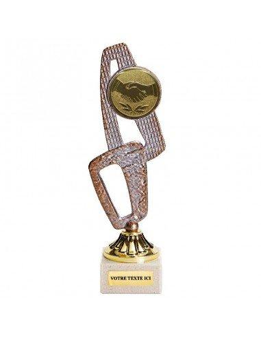 Trophée Alu 14cm