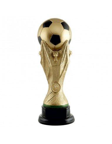 Trophée résine Coupe du Monde 29 cm
