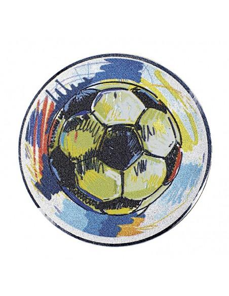 Centres alu couleurs adhésifs Ø 50mm. Disciplines sportives au choix. Quantité minimum : 50