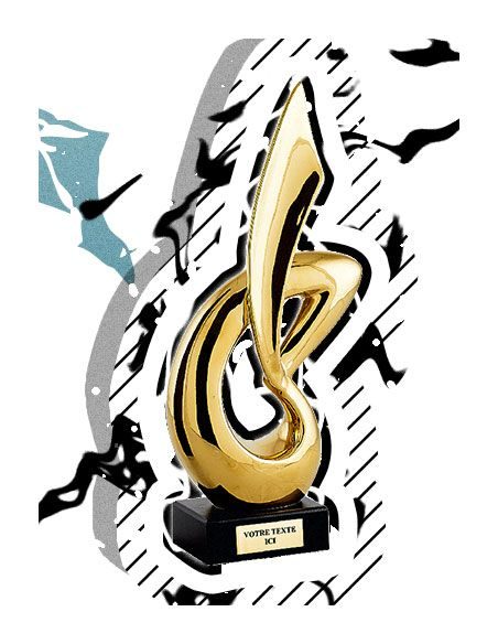 trophées design